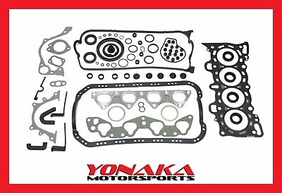 88-95 Honda Civic D15B1 D15B D15B7 SOHC 16V 1.5L Gasket Set OEM Replacement