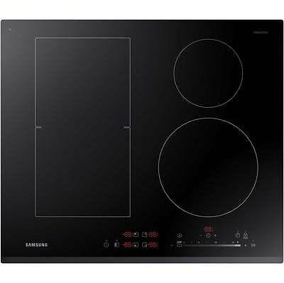 Samsung NZ64K5747BK 60cm 4 Burners Induction Hob Touch Control Black New from