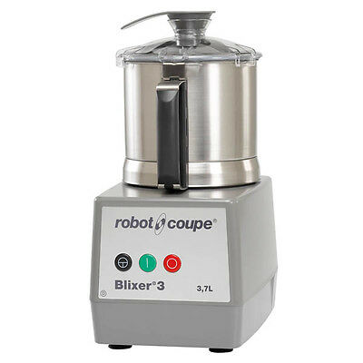 Robot Coupe Blixers 3.7 Ltr Bowl/ Ideal For Dosa Mixtures