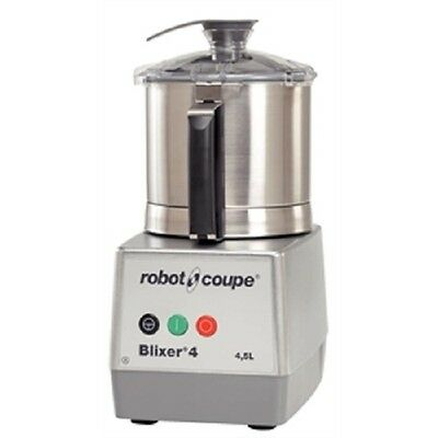 Robot Coupe Blixers 4.5 Ltr Bowl/ Ideal For Dosa Mixtures