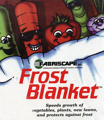Fabriscape's Frost Blanket