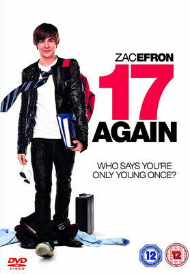 17 Again DVD (2009) Matthew Perry, Steers (DIR) cert 12 FREE Shipping, Save £s