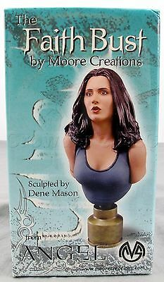 The Faith Bust by Moore Creations From Angel Buffy Limited Edition 311/3000 New!
