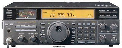Icom Ic-736 Ic-738 Ic736 Ic738 Service Repair Manual