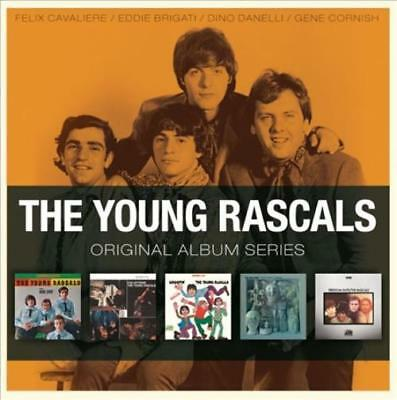 The Rascals/the Young Rascals - Original Album Series New Cd