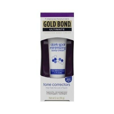 Gold Bond Ultimate Dark Spot Minimizing Body Cream 2 oz
