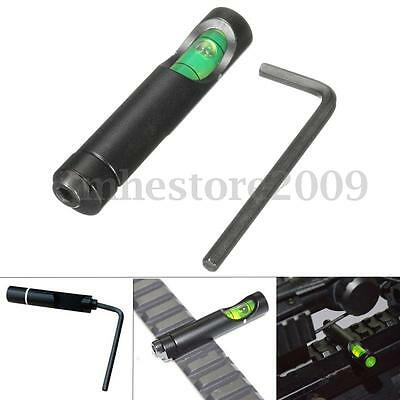 Anti Cant Bubble Scope Spirit Level For 20mm Weave/Picatinny Rail Mounts Sight