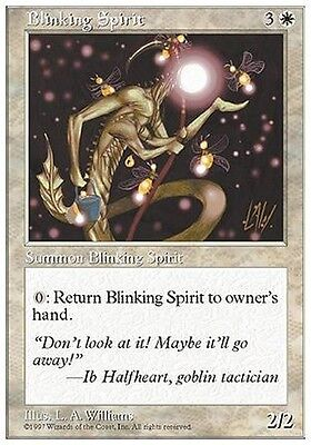 Spirito Intermittente - Blinking Spirit MTG MAGIC 5E Eng