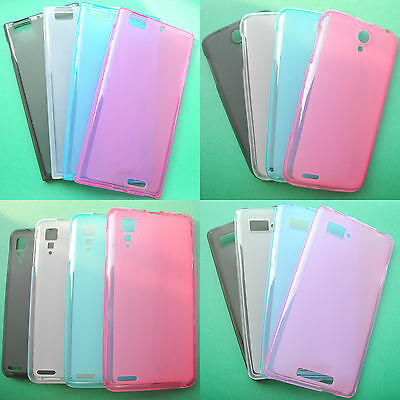 For Optus Prepaid Smartphone phone--TPU skin Protect phone Case Cover 4G LTE
