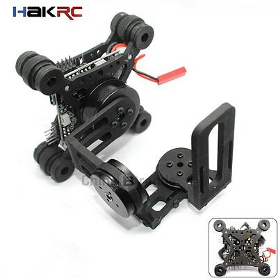 Storm32 3 Axis Brushless Gimbal Lightweight Gopro3 Gopro4 FPV Fittings SUK