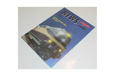 H0 1:87 + Z 1:220 Märklin insider club news 1/2005 L11229 paginas 22