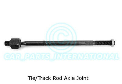 MOOG Inner, Front Axle left or right, Track Tie Rod Axle Joint, JA-AX-4433