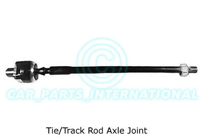 MOOG Left or right, Inner, Front Axle, Track Tie Rod Axle Joint, TO-AX-1280