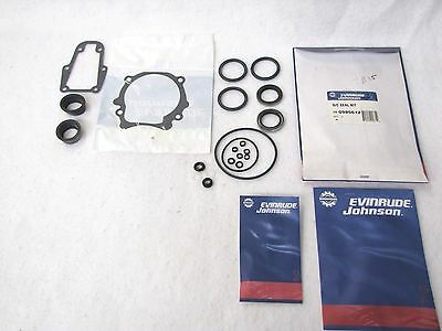 OMC/Johnson/Evinrude Gear Case Seal Kit 0985612