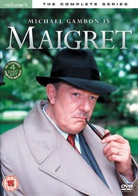 Maigret: The Complete First and Second Series (Box Set) [DVD]