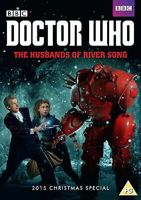 Doctor Who: The Husbands of River Song [DVD]