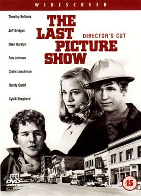 The Last Picture Show (Widescreen) [DVD]