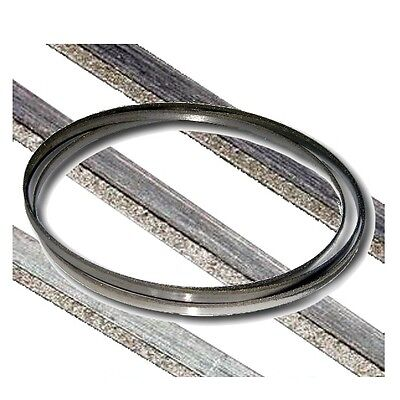 """59.5""""x1/8"""" Replacement Diamond Band Saw Blade, Fits most 9"""" BandSaws"""