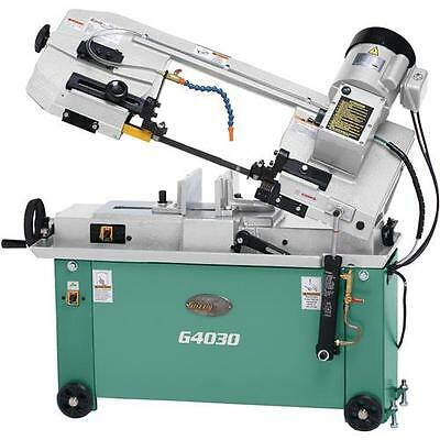 """G4030 Grizzly 6-1/2"""" x 10"""" Metal-Cutting Bandsaw"""