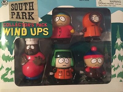 South Park Collector's Wind Ups