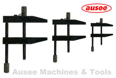 """Toolmakers Parallel Clamp Set  2"""", 3"""" & 4"""""""