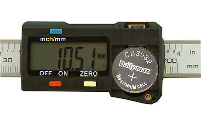 Horizontal Digital Readout Bar 100mm  / 4""