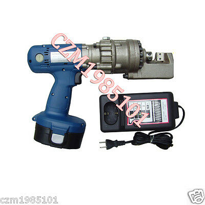 Electric Cordless Rebar Cutter Cutting Off All Kinds Of Rebar Diameter 4-16mm