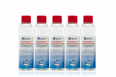 Wasserbetten Conditioner – Marken Konditionierer – 5x 250 ml – made in Germany