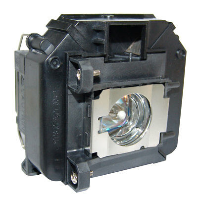 Replacement ELPLP60 Bulb Cartridge for Epson PowerLite 93+ Projector Lamp