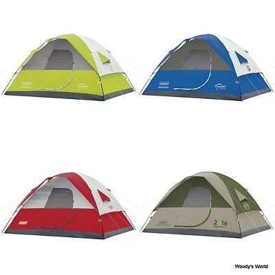 Coleman River Gorge 6 Person Dome Tent - BRAND NEW - FREE SHIPPING