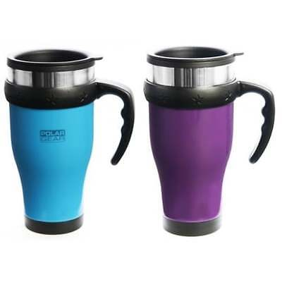Polar Gear 480ml Stainless Steel Travel Mug - NEW GIFTS XMAS