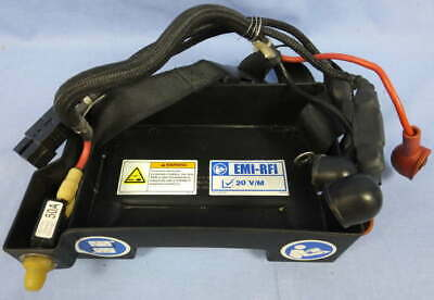 Jazzy 1103 Ultra Power Chair Battery Tray w/Battery Cables NEW