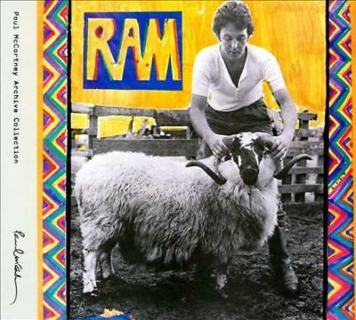 Linda Mccartney/paul Mccartney - Ram [Digipak] New Cd