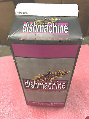 BS4 US Chemical 4.25 pd lbs box of Chlorinated destaining dishmachine detergent