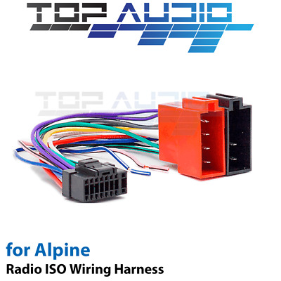 TOP AUDIO Optional Accessory Bundle Add On : 1 x Radio Harness
