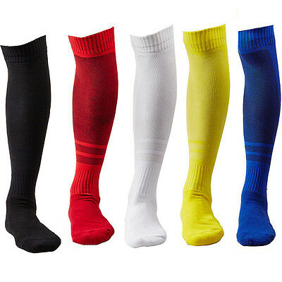 1Pair Mens Sports Football Soccer Towel Socks GYM Compression Hockey Rugby