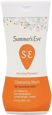 Summers Eve Cleansing Wash Paradise 9oz