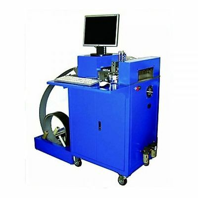Single Side CNC Notcher Notching Machine for Metal Channel Letter  -BY SEA