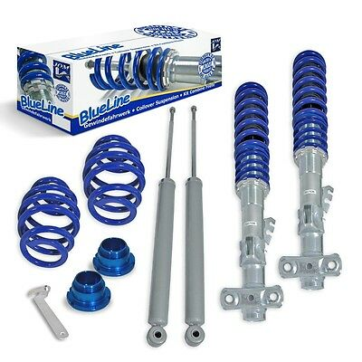 BMW 3 Series E36 Coupe Saloon 316i 318i 318TDS (Ex M3) - JOM Blueline Coilovers