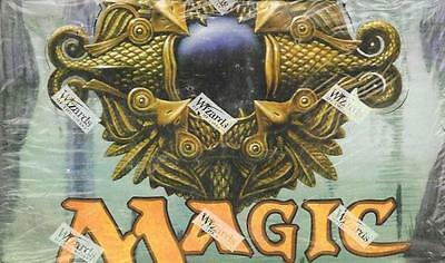Factory Sealed MIRAGE 36 Booster Box Mtg Magic Italian