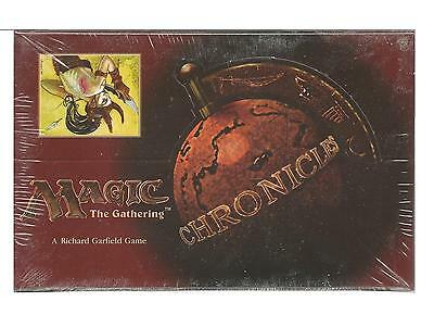 Factory Sealed CHRONICLES 45 Booster Box Mtg Magic English