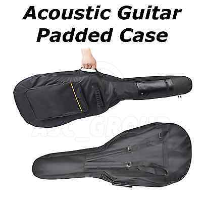 Babz Full Size Padded Protective Waterproof Classical Acoustic Guitar Bag Case