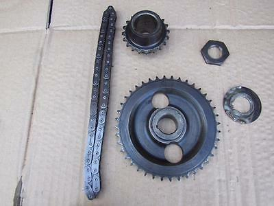 Mgb Gt 1800 Petrol Timing Chain With Cogs Sprockets Etc