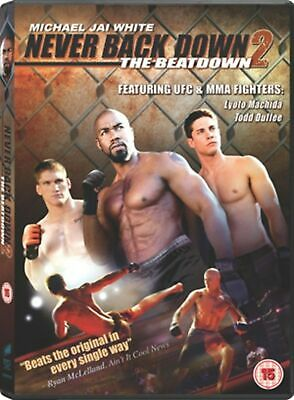 Never Back Down 2 [DVD]