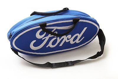 Richbrook Official Ford Collection Logo Canvas Carry/Kit/Tool Bag (5500.72)