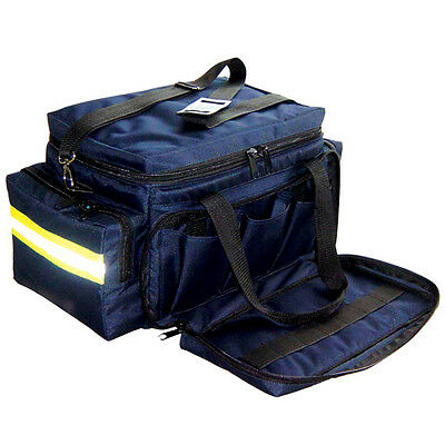 LINE2design EMT Paramedic First Aid Professional Trauma Bag Large - Navy Blue