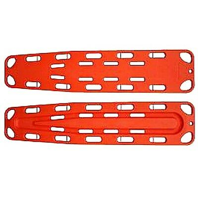 LINE2design Spinal Immobilization - Emergency EMS Medical Backboard - Orange