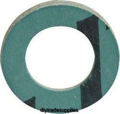 "Fibre Washer - Washers available 3/8"" 1/2"" 3/4"" 1"" 1 1/4"" 1 1/2"" and 2"""