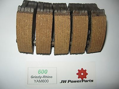600 Grizzly Wet Clutch Carrier / Centrifugal Clutch Blocks