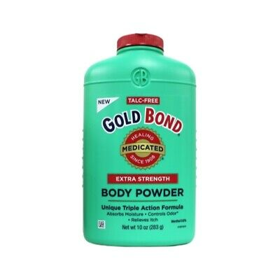 Gold Bond Body Powder Medicated Extra Strength 10 oz Each